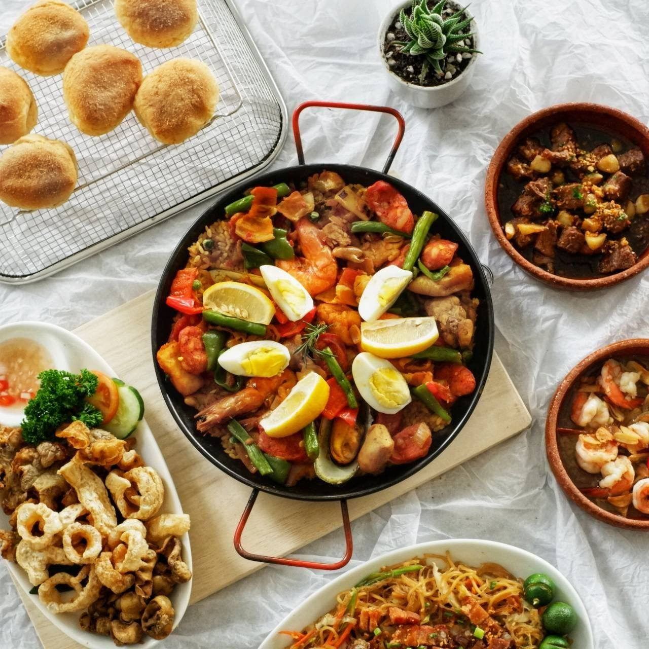 Corazon Filipino Hispano Cuisine Image