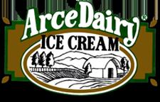 Arce Dairy Ice Cream logo