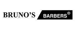 Bruno's Barbers logo