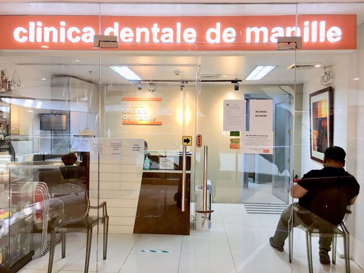 Clinica Dentale de Manille logo