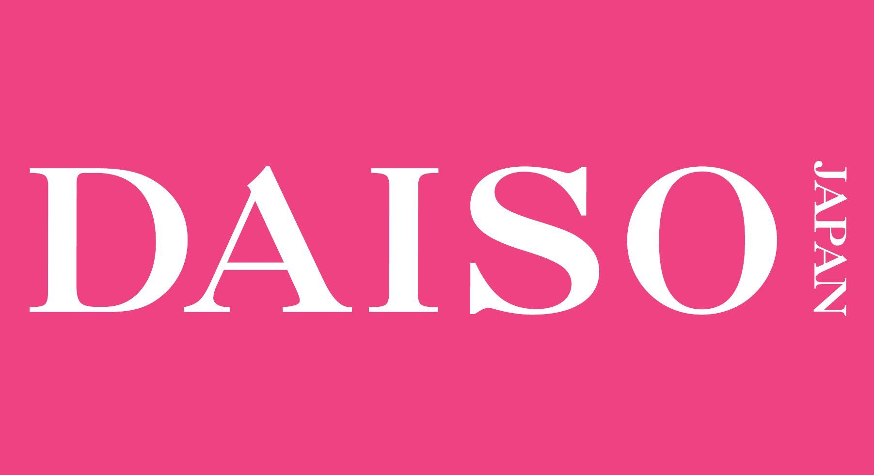 Daiso Japan logo