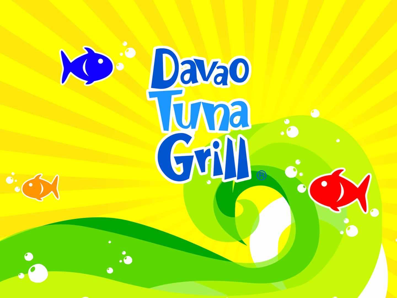 Davao Tuna Grill logo