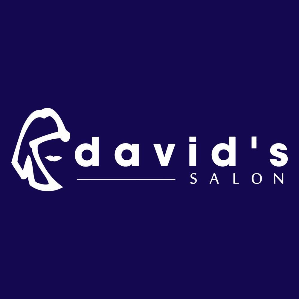 David's Salon Logo