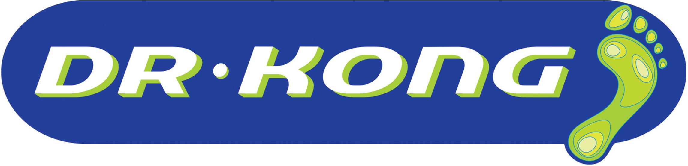 Dr. Kong logo