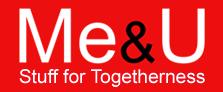 Me & U logo