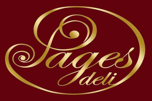 Pages Deli logo