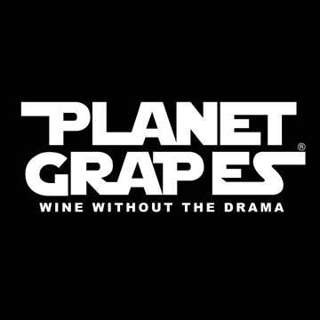 Planet Grapes logo