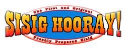 Sisig Hooray logo