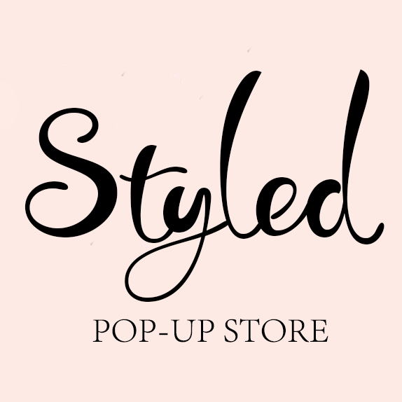 Styled Pop-up Store logo