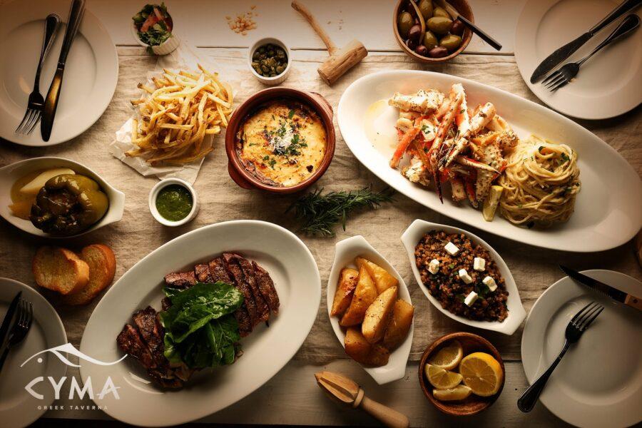 CYMA Greek Taverna Featured Photo
