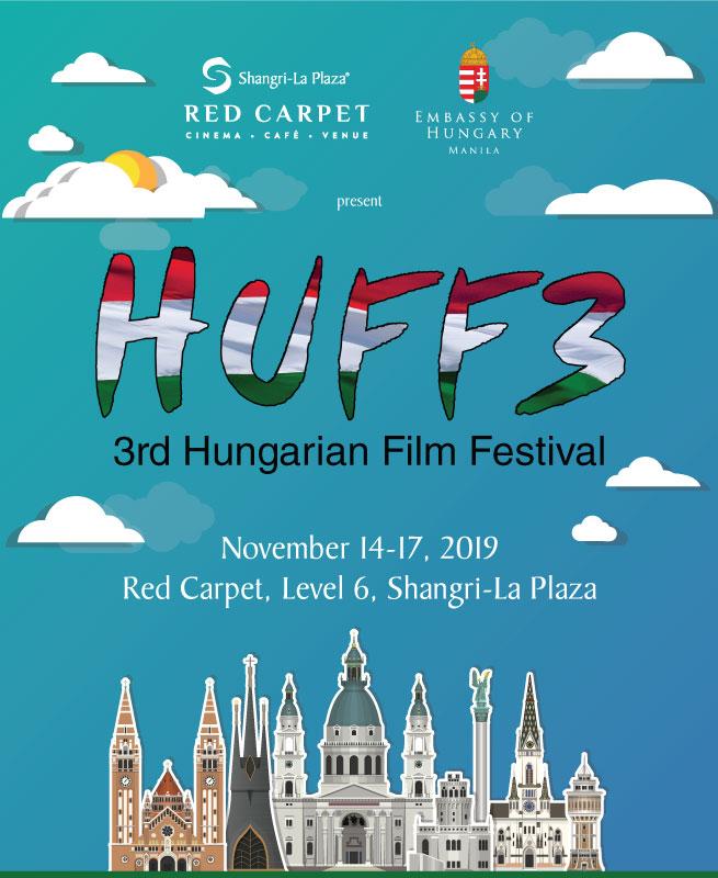 3rd Hungarian Film Festival Poster