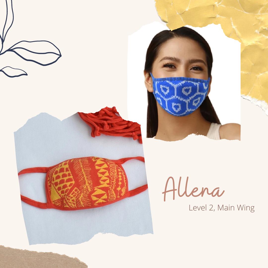 Allenna Face Masks