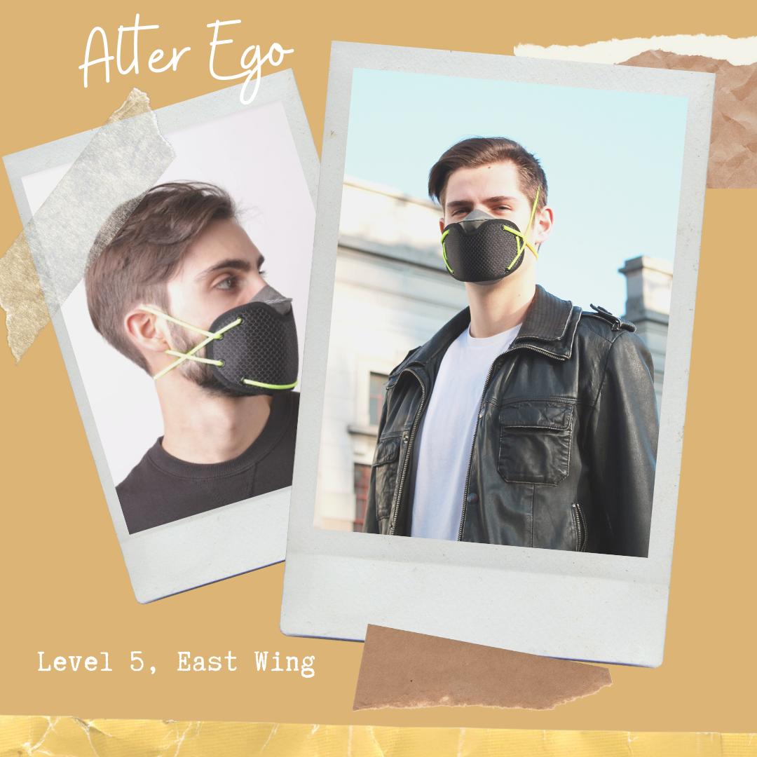 Alter Ego Face Masks
