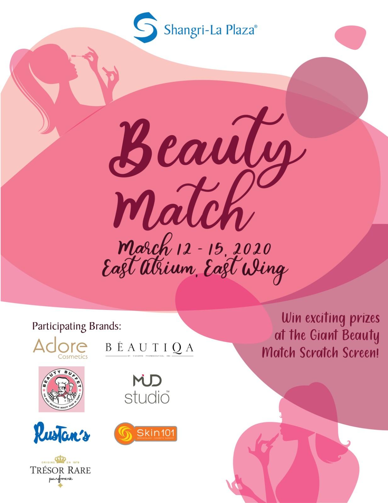 Beauty Match Poster