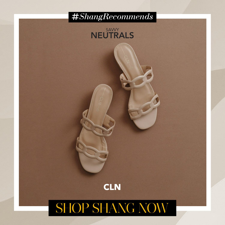 CLN Heel Sandals