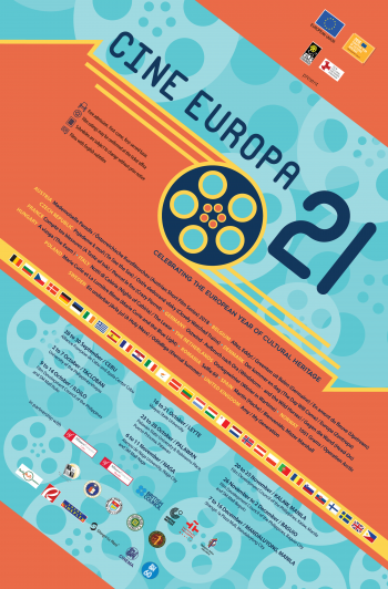 Cine Europa 21 Poster