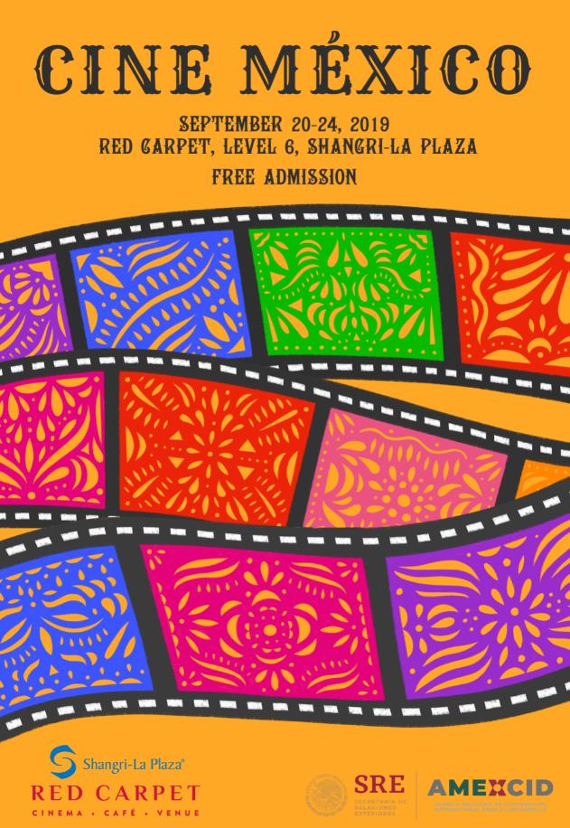 Cine Mexico Poster