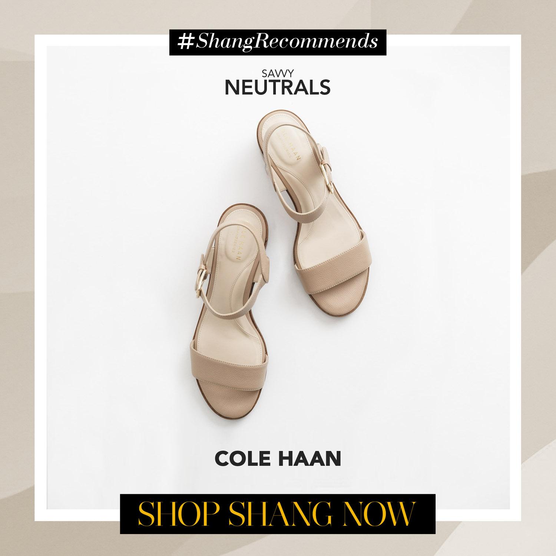 Cole Haan Beige Shoes