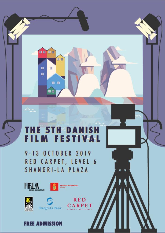 Danish Film Festivall 2019 Poster