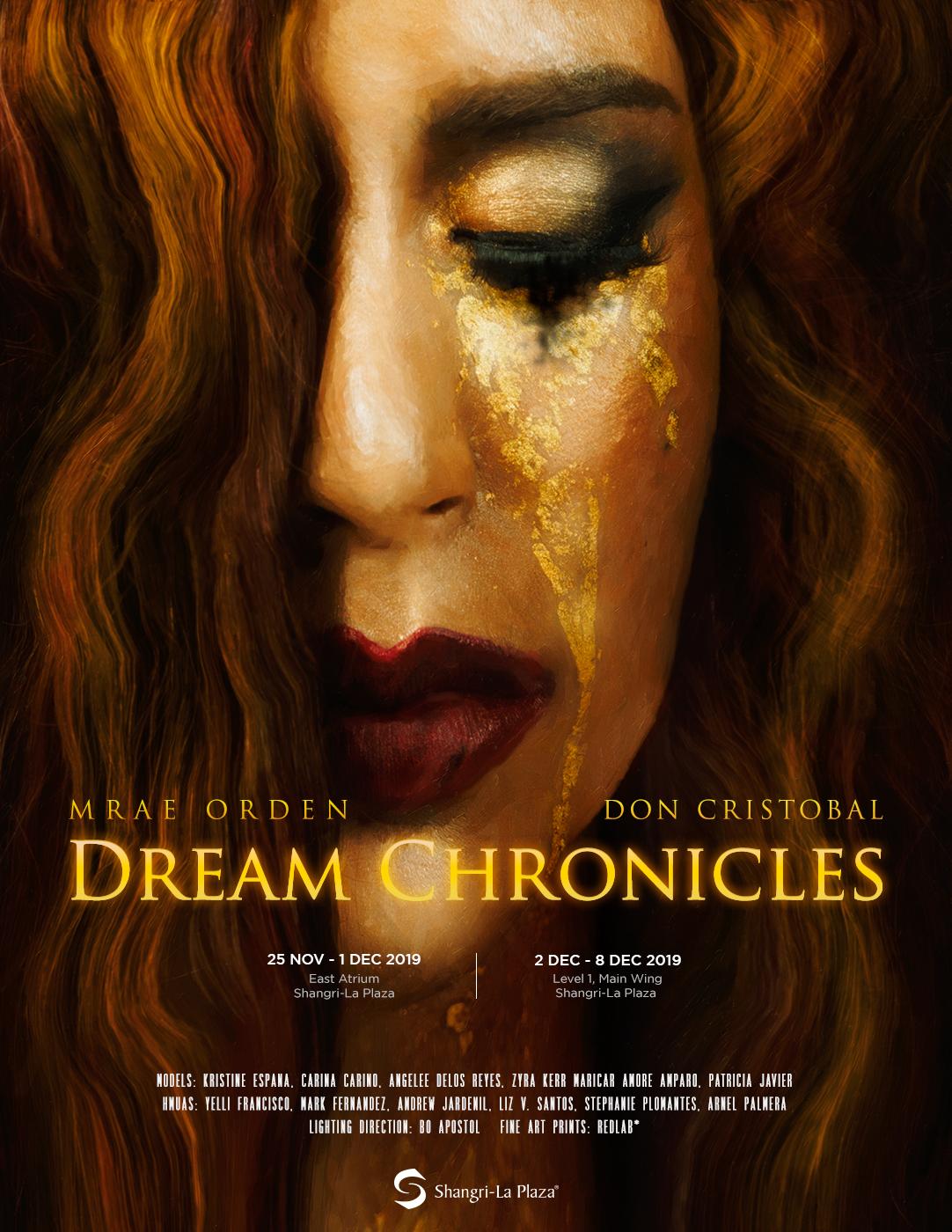 Dream Chronicles Exhibit Poster