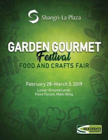 Garden Gourmet Poster