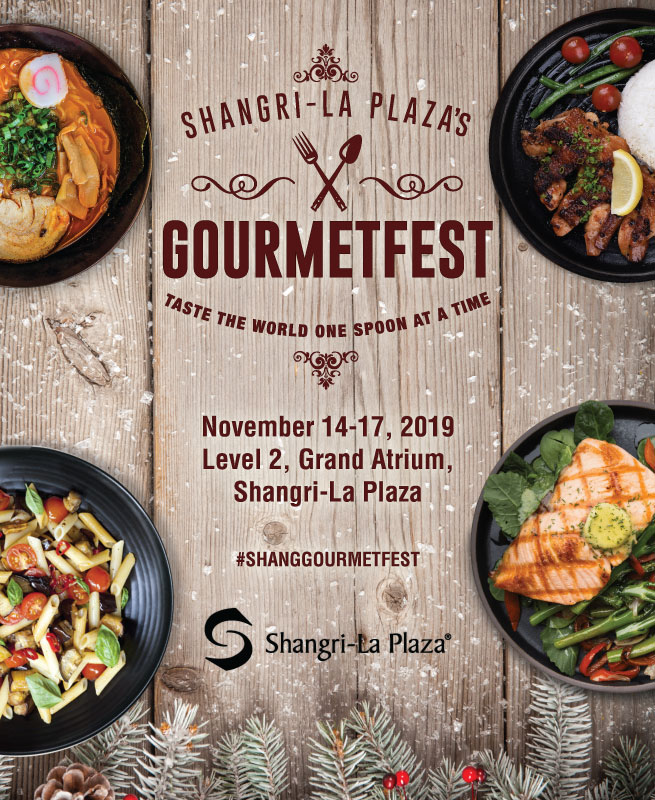 Gourmetfest 2019 Poster