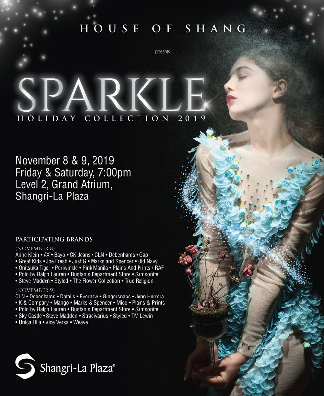 Holiday Fashion Show 2019 Poster