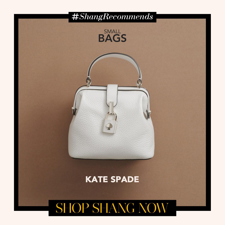 Kate Spade White Mini Bag
