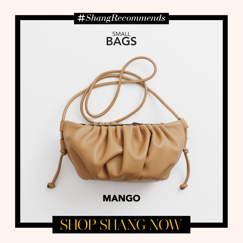 Mango Mini Pouch Bag