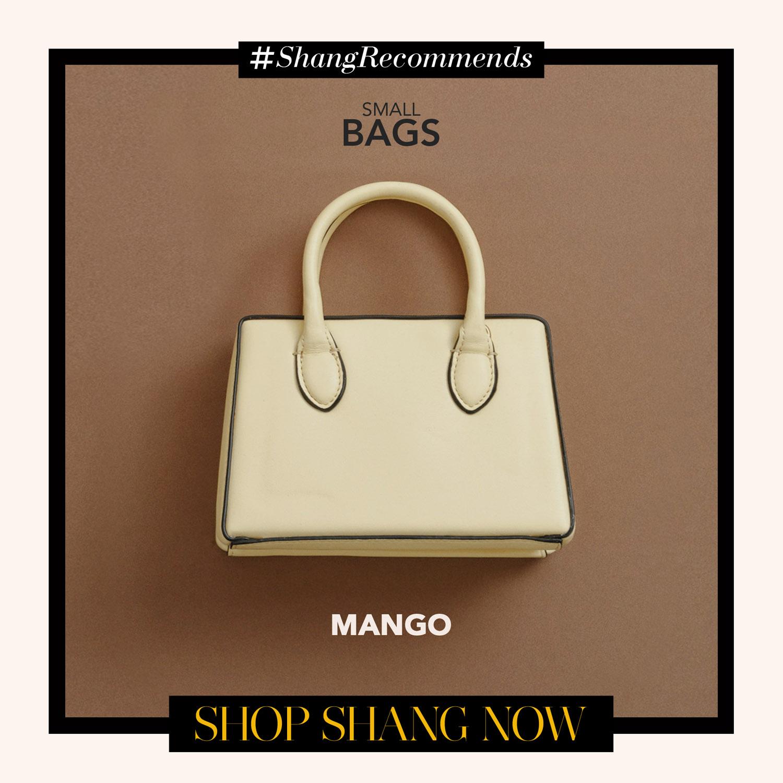 Mango Yellow Mini Bag