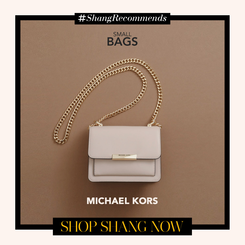 Michael Kors Nude Mini Bag