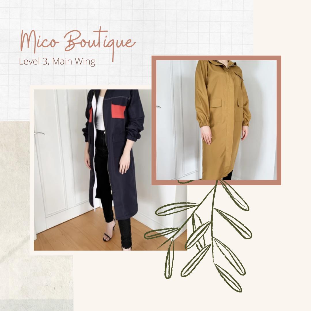 Mico Boutique Coats