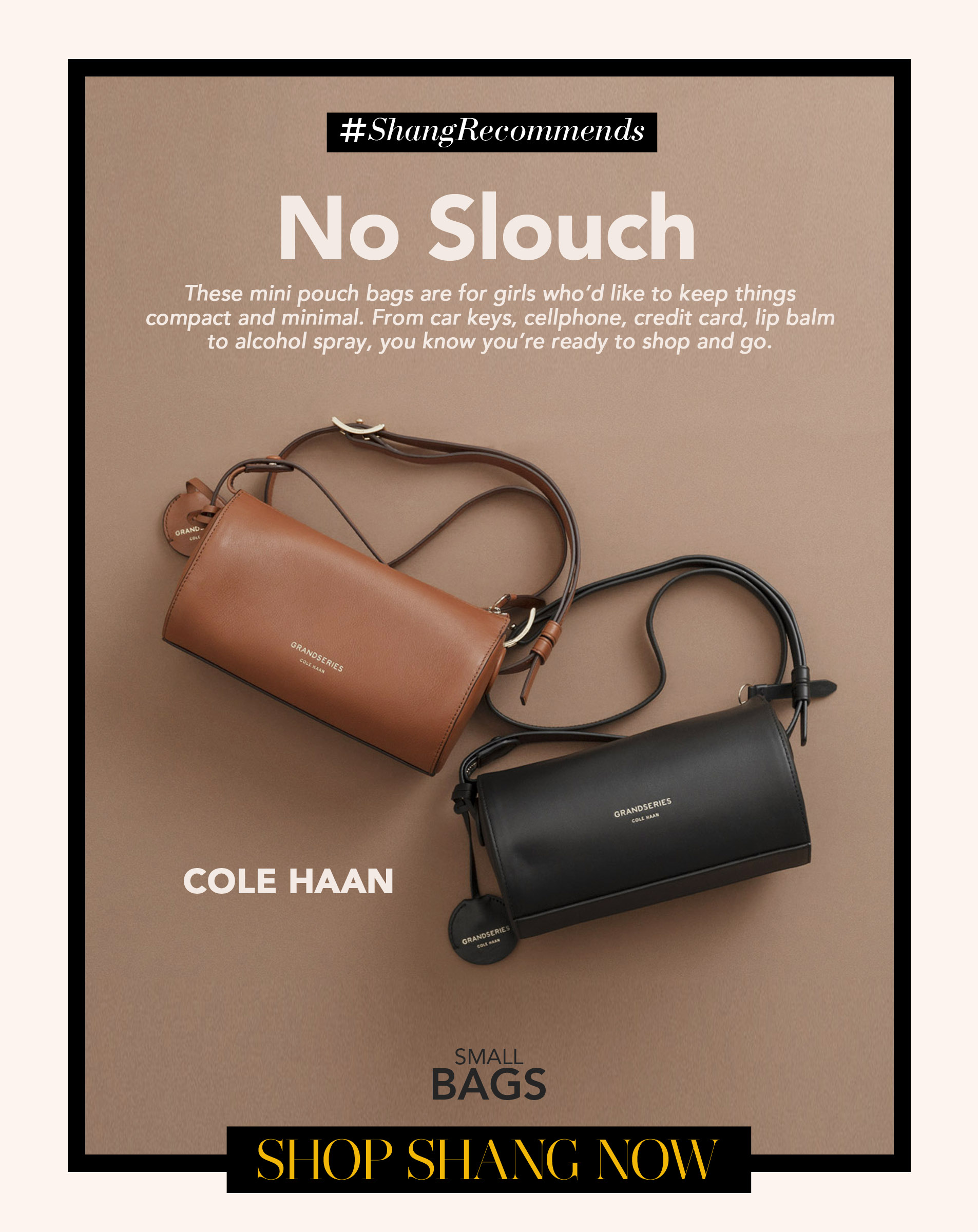 No Slouch Poster