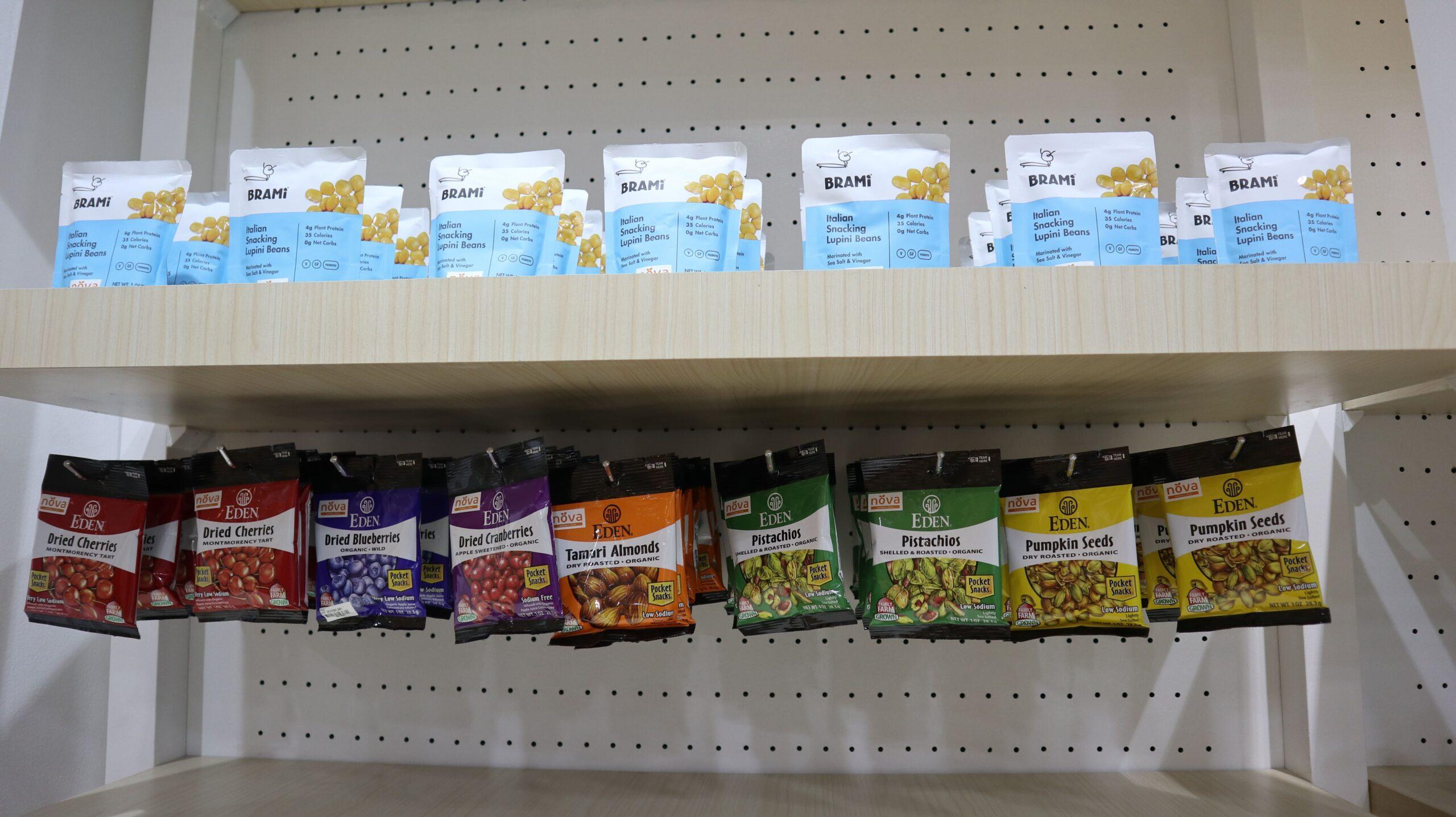 Nova Wellness Eden and BRAMi Organic Snack Packs