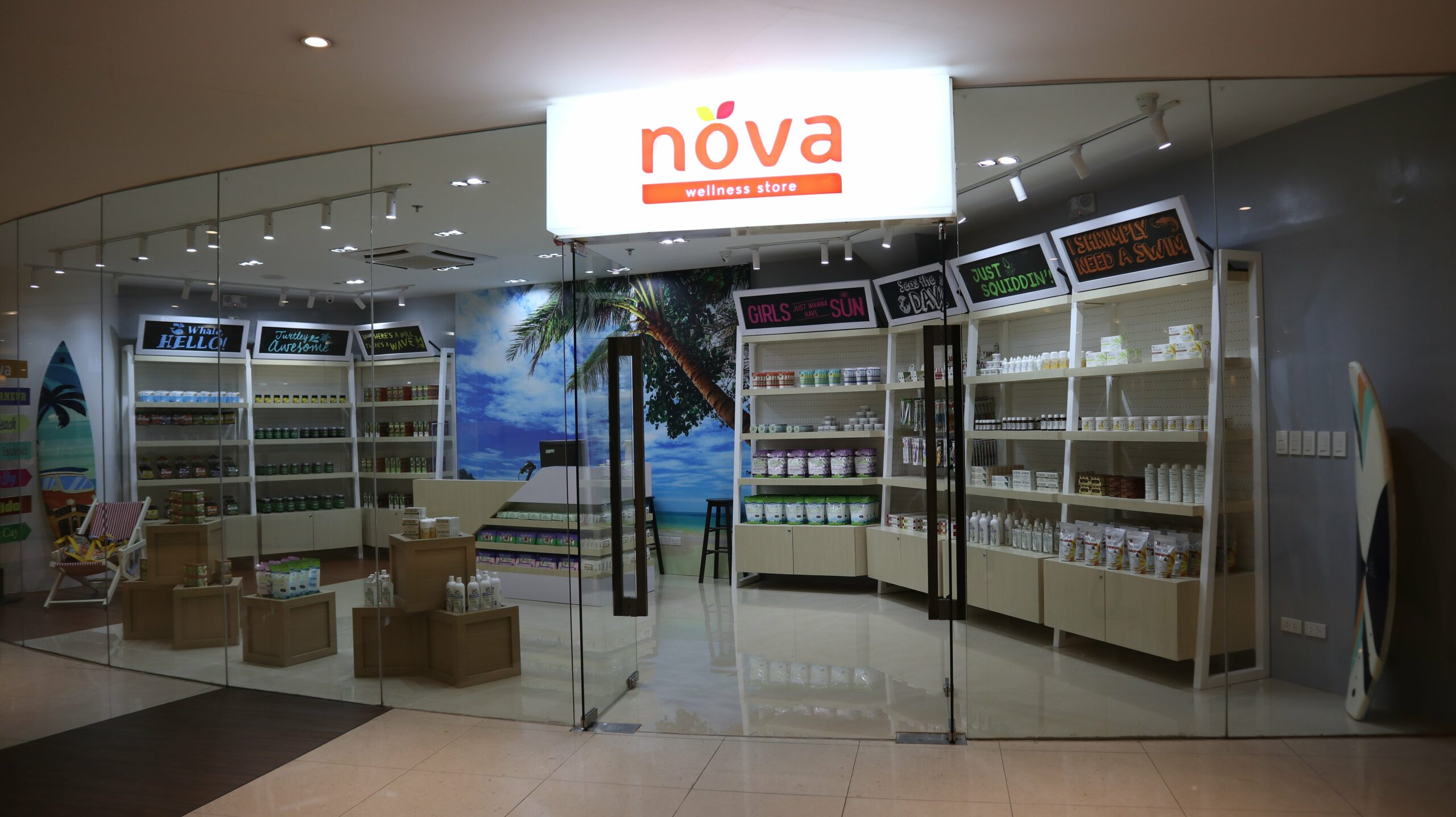 Nova Wellness Store Featured Image
