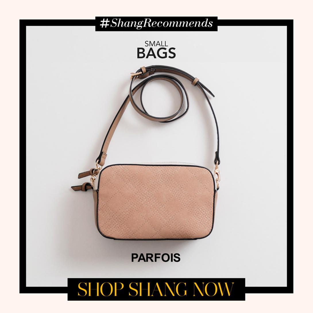 Parfois Mini Pouch Bag