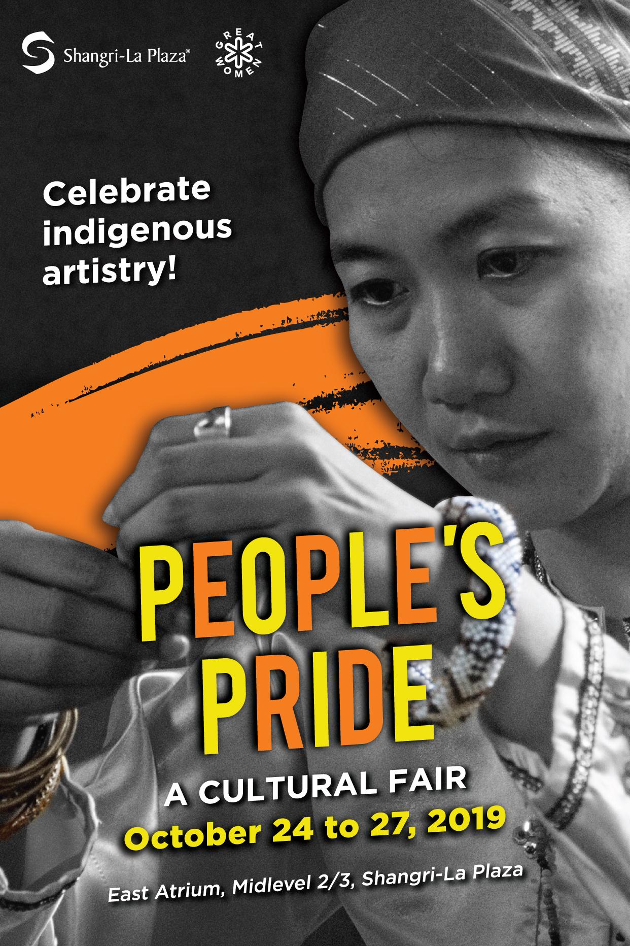 People's Pride Cultural Fair Poster