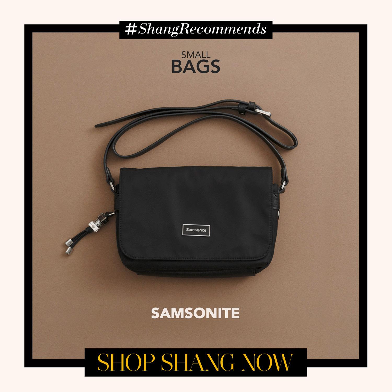 Samsonite Black Mini bag