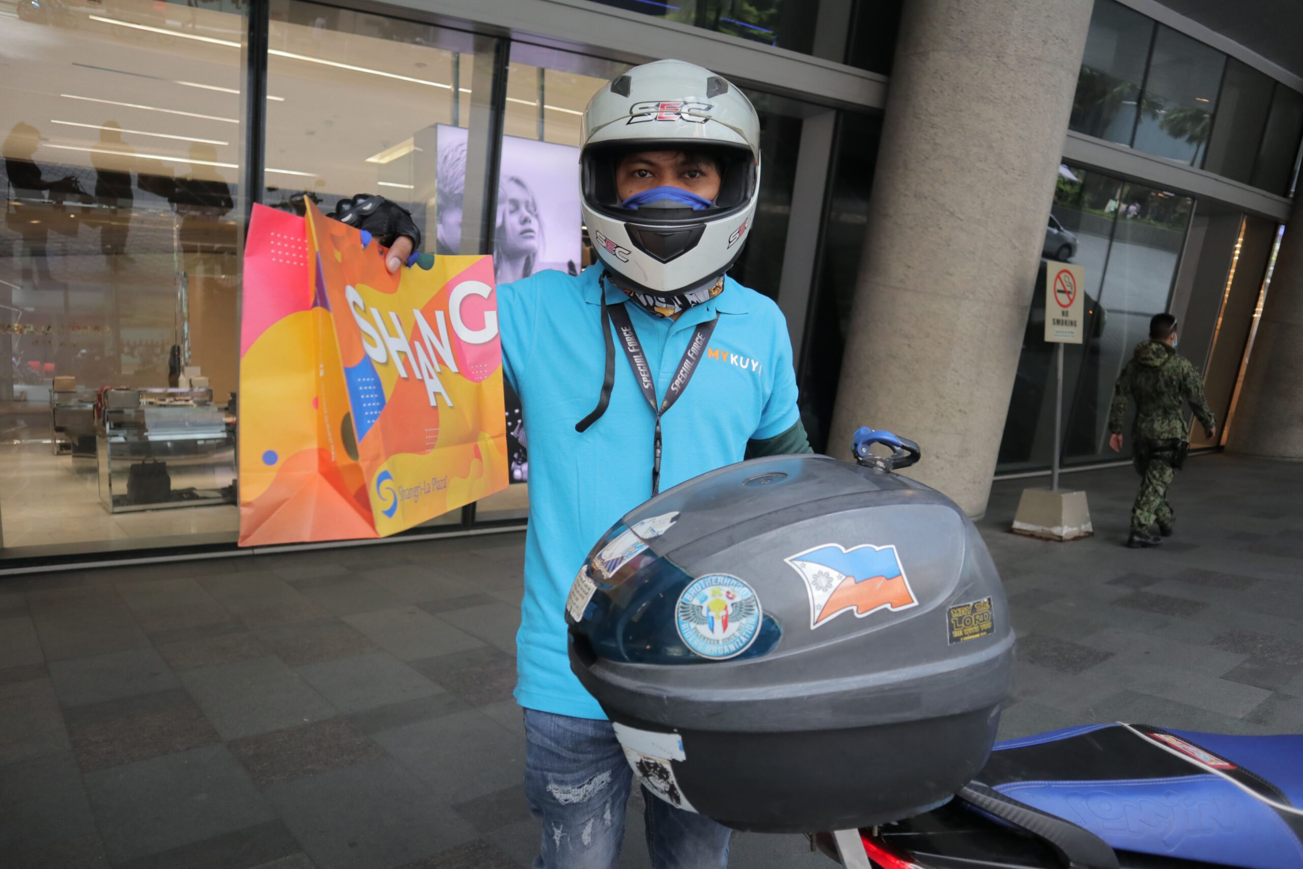 Shang Delivery MyKuya Driver