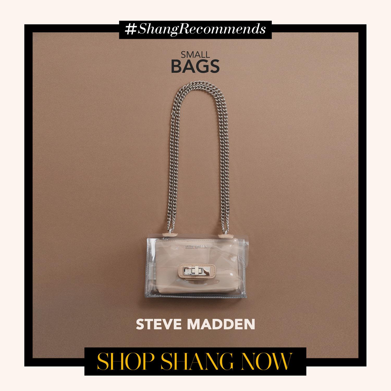 Steve Madden Bscene-L Crossbody Chain-strap Bag