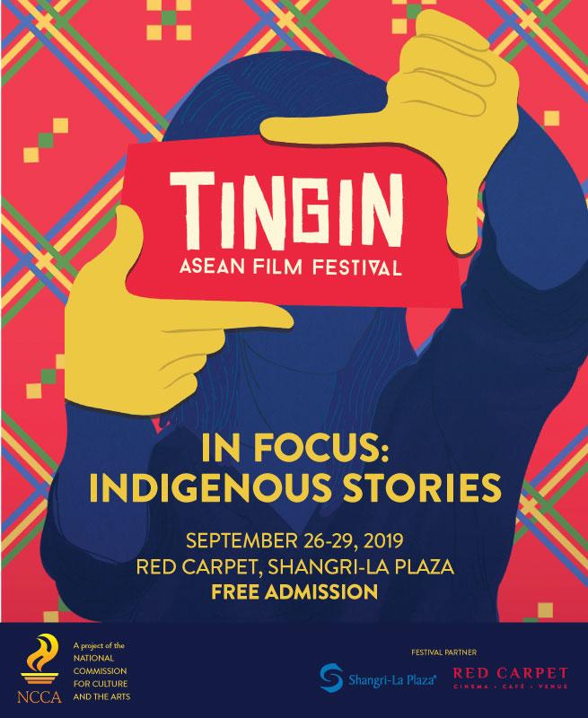 TINGIN ASEAN Film Festival Poster