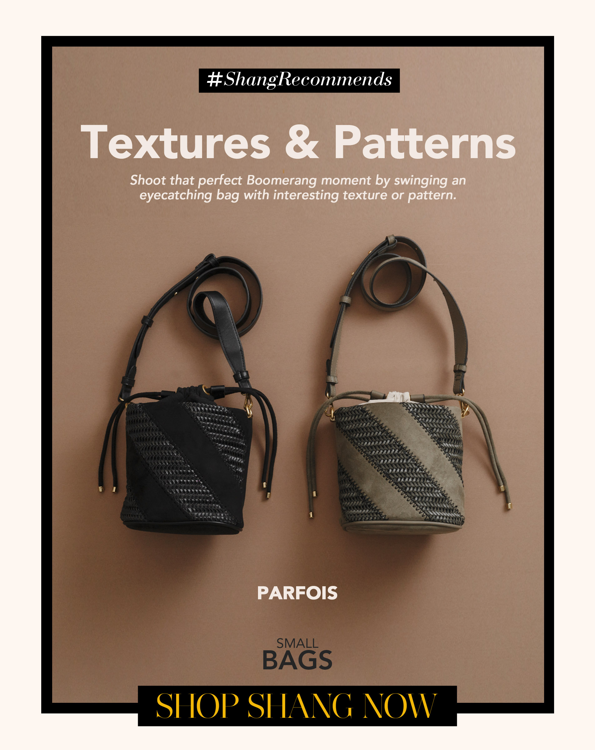 Textures & Patterns Poster