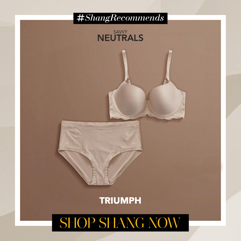 Triumph Blush Underwear