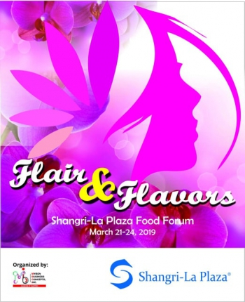 Flairs & Flavors Poster
