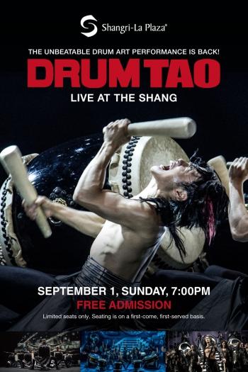 Drum Tao 2019 Poster