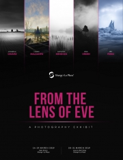 From the Lens of Eve Poster