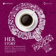 Her Story Exhibit Poster
