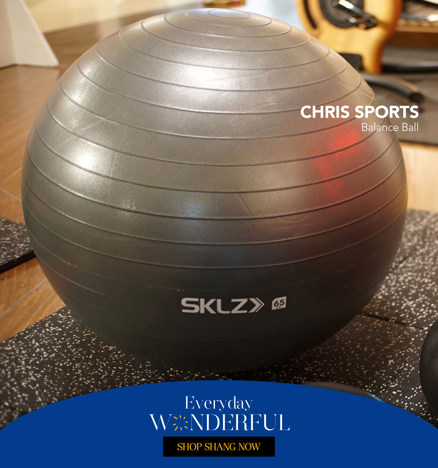 Balance Ball from Chris Sports