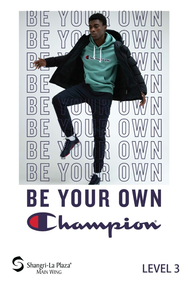 Champion Shangri-la Poster