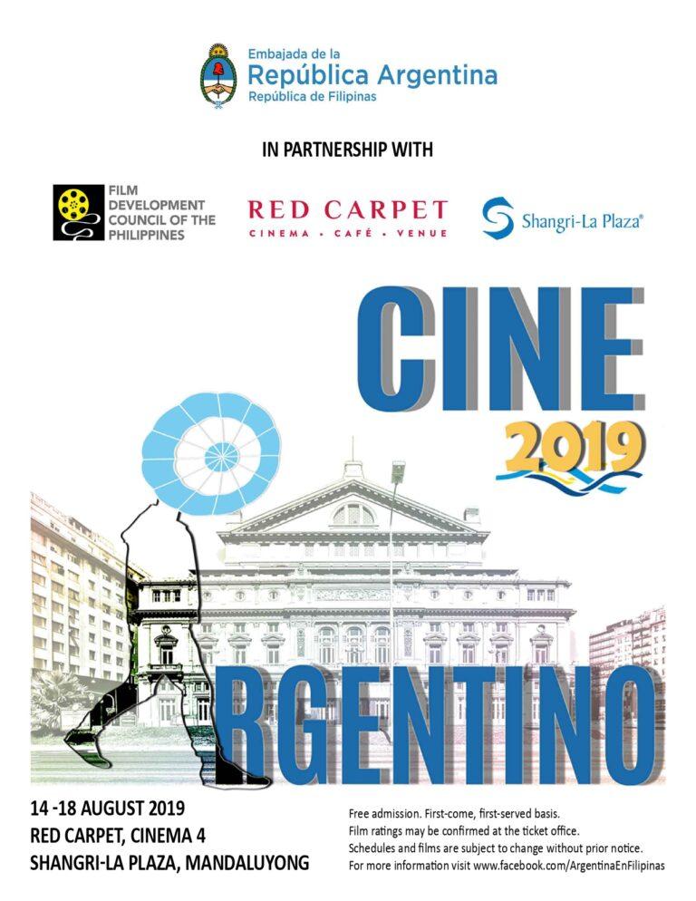 Cine Argentino Poster